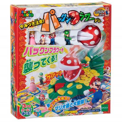 Epoch Games Mario Packun-Flower Game