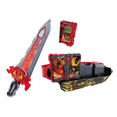 Kamen Rider Saber幪面超人聖刃 DX 聖劍變身腰帶
