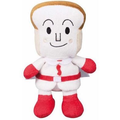 Anpanman麵包超人豆豆毛公仔-方包超人
