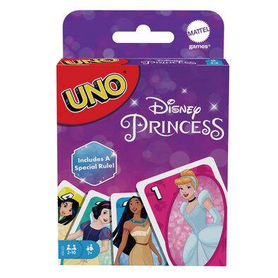 UNO 迪士尼公主系列