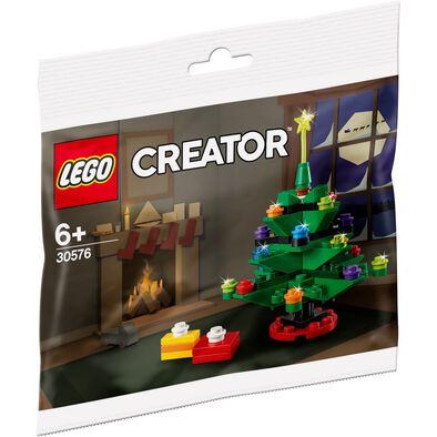 LEGO樂高 聖誕樹 -30576 - 隨機發貨 – 非賣品