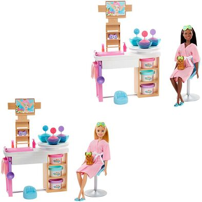 Barbie Face Mask Playset - Assorted