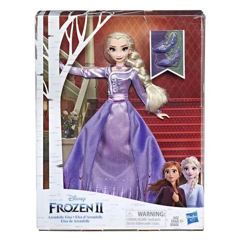 Disney Frozen迪士尼魔雪奇緣 2 豪華時裝玩偶系列 - 隨機發貨