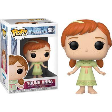 Funko Pop 迪士尼: 魔雪奇緣2 - 年輕安娜
