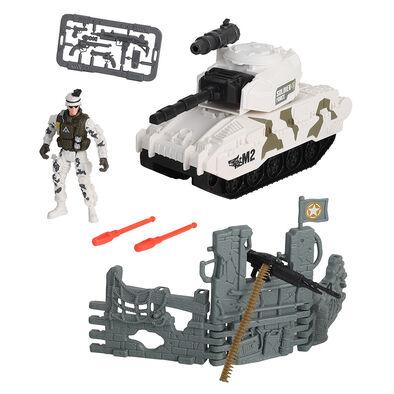 Soldier Force 坦克車套裝