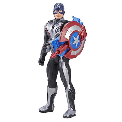 """Marvel Avengers漫威復仇者聯盟美國隊長 12"""" 人偶"""