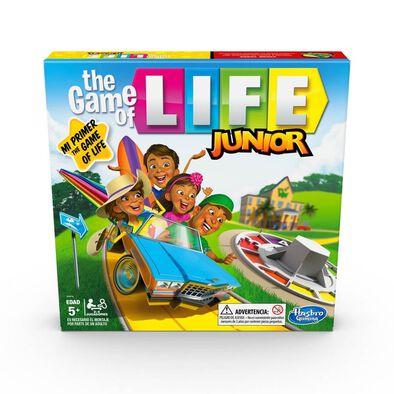 Hasbro Gaming孩之寶遊戲 生命之旅 兒童版