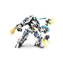 LEGO樂高幻影忍者系列 冰忍泰坦機甲之戰 - 71738