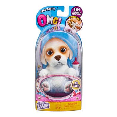 Little Live Pets我的小寵物可愛發聲小狗 - 草原犬-隨機發貨