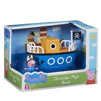 Peppa Pig粉紅豬小妹 爺爺的大遊艇