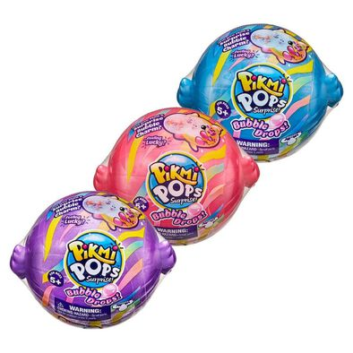 Pikmi Pops Surprise!棒棒集趣堂波波球單件裝第二彈 - 隨機發貨