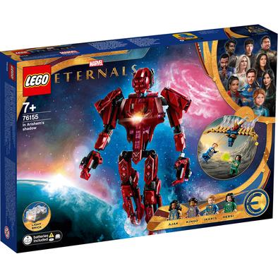 LEGO樂高漫威超級英雄系列 In Arishem's shadow 76155