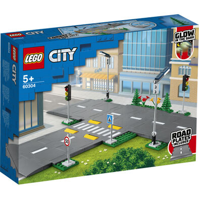 LEGO City Road Plates  -  60304