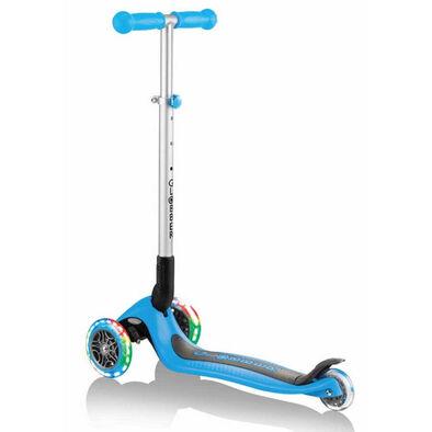Globber高樂寶 折疊滑板車 (天藍色)