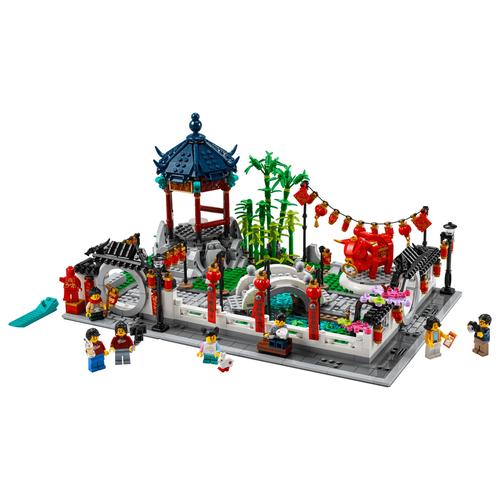 LEGO樂高 元宵佳節 80107
