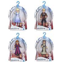 Disney Frozen迪士尼魔雪奇緣 2 Q版公主玩偶系列 - 隨機發貨