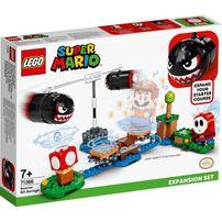LEGO Super Mario Boomer Bill Barrage 擴充版圖 71366