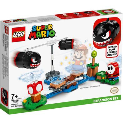 LEGO Super Mario Boomer Bill Barrage 擴充版圖 71366