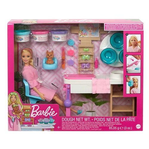 Barbie芭比 健康生活水療組合 - 隨機發貨