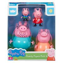 Peppa Pig Family Figure Pack