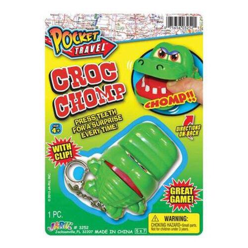 Ja-Ru鱷魚牙醫匙扣