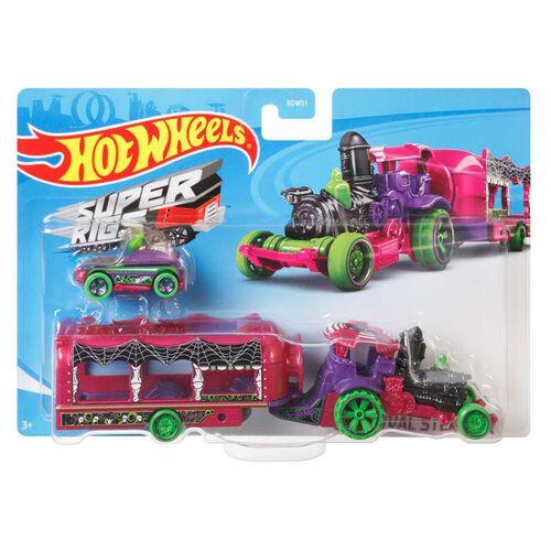 Hot Wheels風火輪 中型工具車組合系列 - 隨機發貨