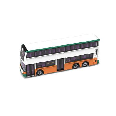 Tiny 城市 L18 合金車仔 - E500 巴士 (白) (116) - 隨機發貨