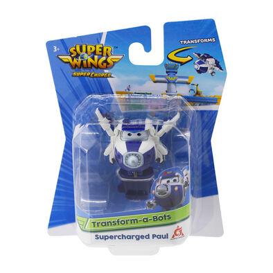 Super Wings超級飛俠 迷你變形超級飛俠 Paul