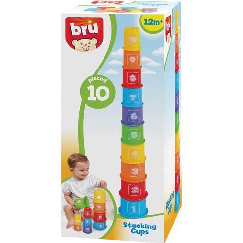 Bru Infant & Preschool 疊杯遊戲