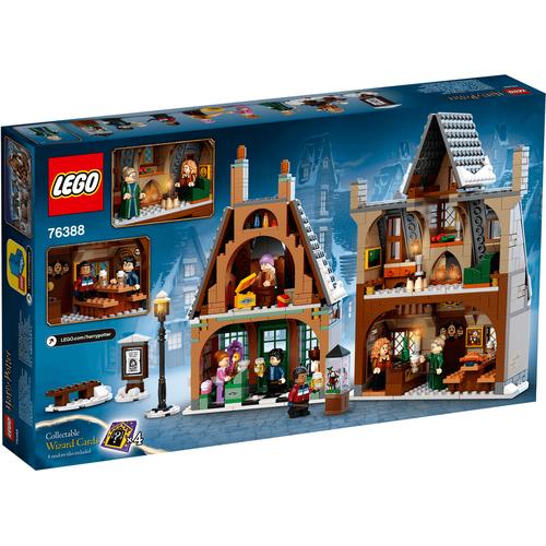 LEGO樂高哈利波特系列 活米村 76388