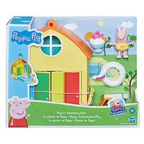Peppa Pig粉紅豬小妹 遠足遊戲主題玩具套裝 - 隨機發貨