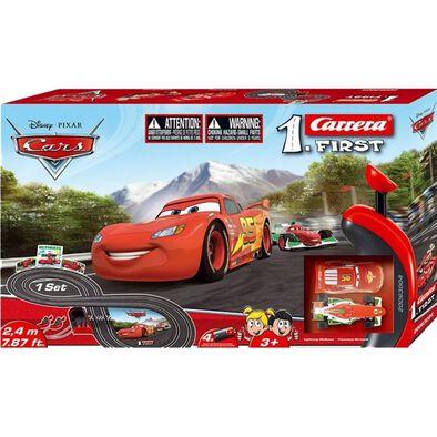 Carrera 入門版系列路軌車 Cars反斗車王2電池套裝