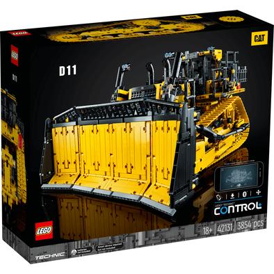 LEGO樂高機械組系列 Cat D11T Bulldozer 42131