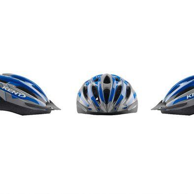Kent 自行車頭盔 藍色