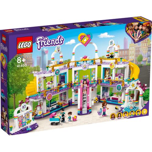 LEGO樂高好朋友系列心湖城購物廣場 - 41450