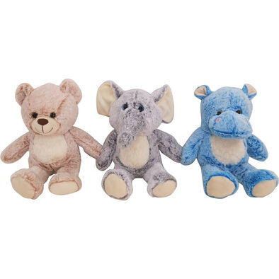"Animal Alley寵物王國 15"" Sitting Frosted Animal Assortment"