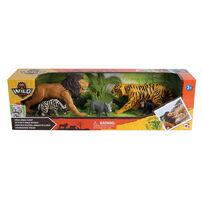 Wild Quest 森林動物套裝