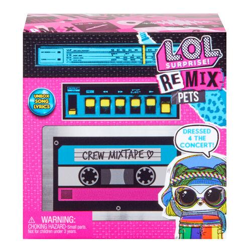 L.O.L. Surprise!驚喜寶貝Remix寵物 - 隨機發貨