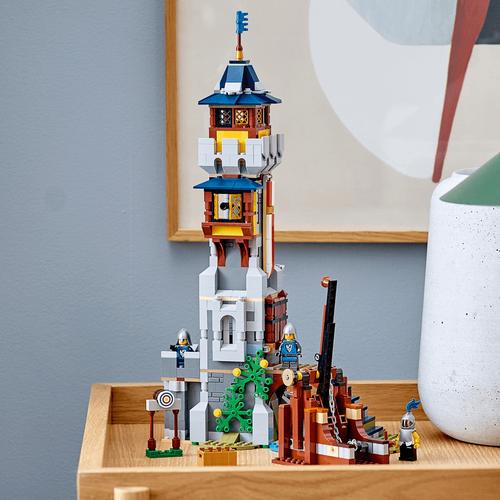 LEGO樂高創意系列 中世紀城堡 31120