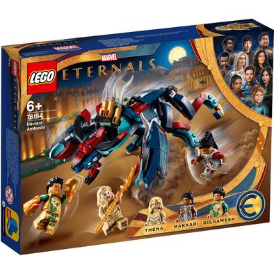 LEGO樂高漫威超級英雄系列 Deviant Ambush! 76154