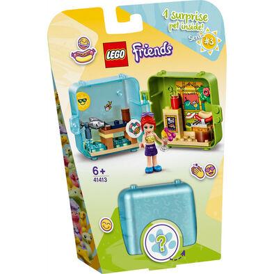 LEGO 樂高好朋友系列 Mia 渡假遊戲寶盒
