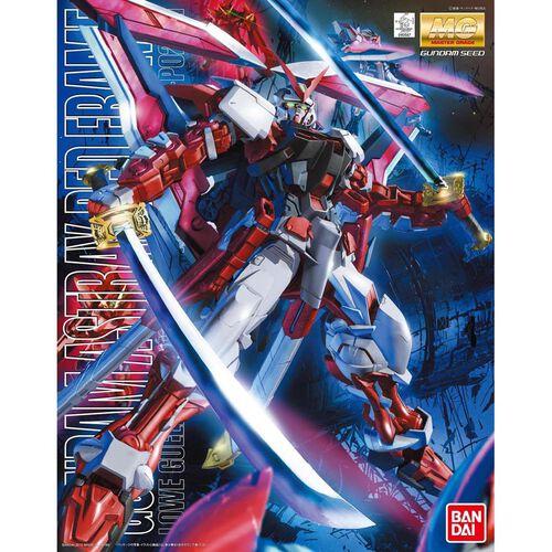 Bandai萬代 塑膠模型 MG 1/100 迷惘高達 紅色機 改修型