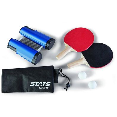 Stats 乒乓球組