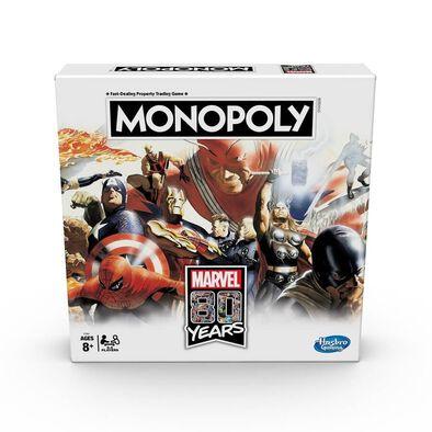Monopoly大富翁:漫威80周年紀念版