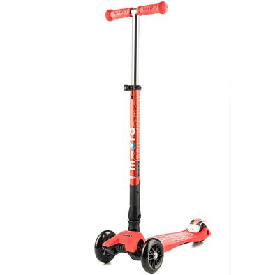 Micro Mobility 【升級易折版】 Micro 中童滑板車 珊瑚粉紅色