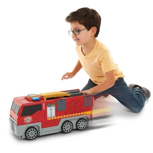 Fast Lane極速快線 消防車救援套裝連配件