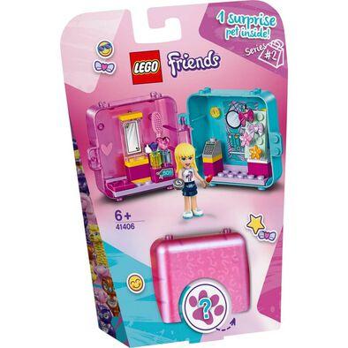 LEGO Friends Stephanie Shopping遊戲寶盒 41406