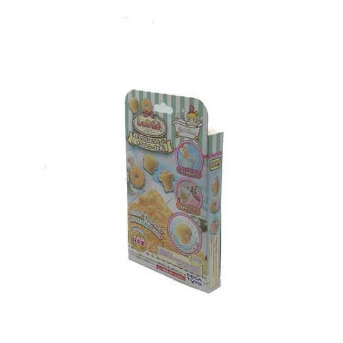Sega世嘉 自家製香甜泡泡浴系列- 蛋糕粉末補充裝(啡色)