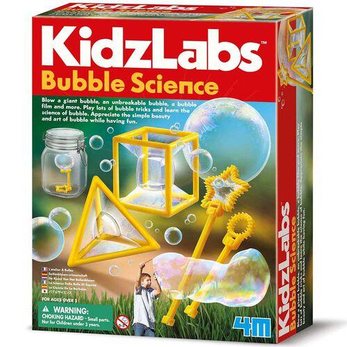 4M創意科學系列 趣味泡泡科學
