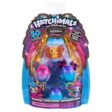 Hatchimals魔法寵物蛋 迷你魔法寵物蛋 第9季四件裝 - 隨機發貨
